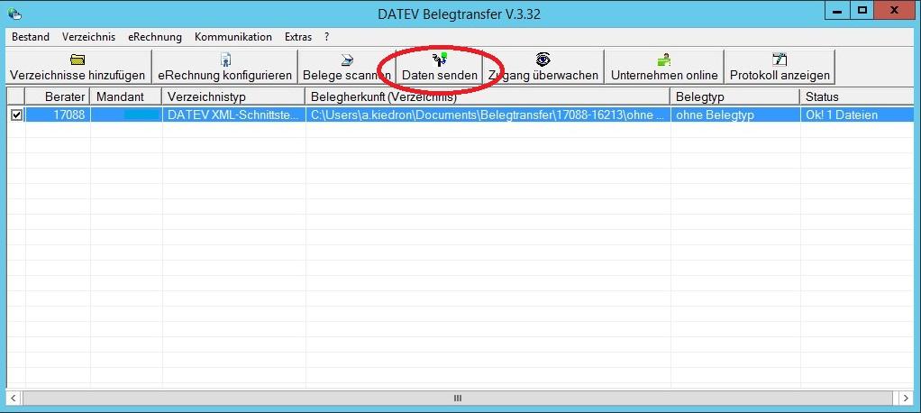 Import Von Ausgangsrechnungen In Datev Unternehmen Online Easybill